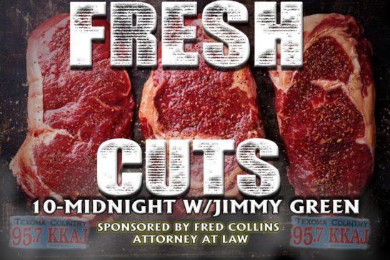 Fresh Cuts 11p-Midnight