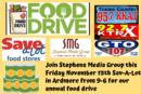 KKAJ/Stephens Media Group Annual Food Drive @ Sav-A-Lot in Ardmore