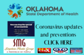 Oklahoma Health Dept Updates and Prevention