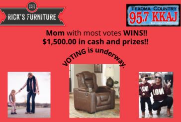 Mother's Day Vote