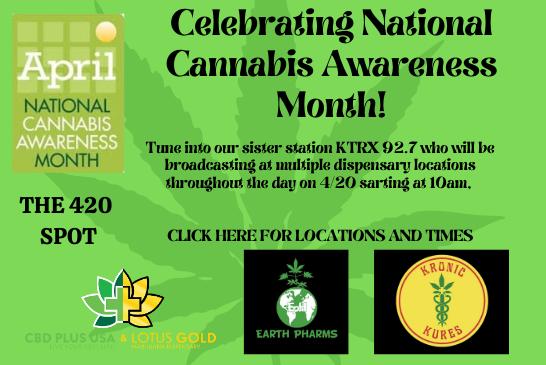 Celebrating National Cannabis Awareness Month
