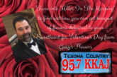 KKAJ Bouquet Contest