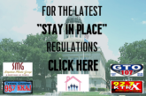 Stay in Place Regulations